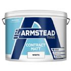 Armstead Trade Contract Matt White Special Offer 10 x 10 Litres
